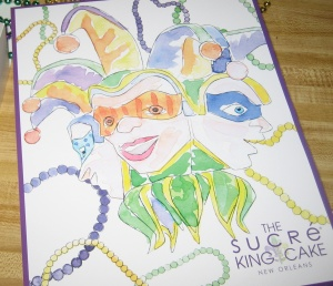 Mardi Gras, Fat Tuesday, Sucre, King Cake