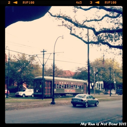 Instagram, St. Charles Avenue, Garden District